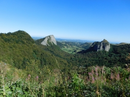 Walking in the Auvergne - Auvergne