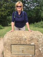 Walking the Offa's Dyke Trail